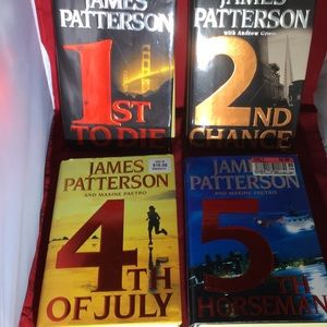Other - James Patterson Four In Women's Murder Club Series